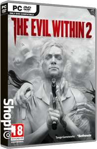 The Evil Within 2 Inc The Last Chance DLC Pack (PC Steam) @ Shopto £11.86