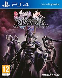 Dissidia Final Fantasy NT PS4 + Trading Cards x 3 now £18.85 delivered @ ShopTo
