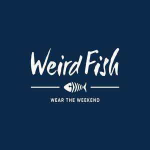 Upto 50% off + Free delivery + 90 day free returns @ Weird Fish