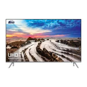 """Samsung Smart 4K LED TV 55"""" Ultra HD UE55MU7000 (CAN PRICE MATCH WITH JOHN LEWIS) £699 @ Co-op Electrical"""