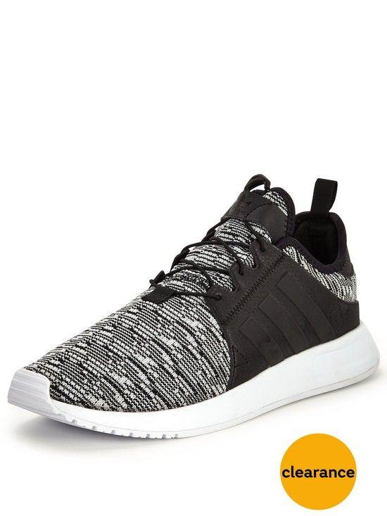 Adidas OriginalsX_PLR black multi and blue and white @ very free c&c