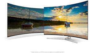 Samsung UE55MU9000 55 inch Curved 4K Ultra HD Premium HDR 1000 Smart LED TV TVPlus - £829 (with code) @ ReliantDirect