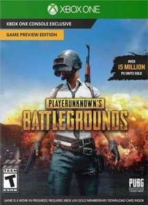 PlayerUnknown Battleground (PUBG) £14.26 Xbox One @ Instant Gaming