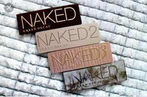 20% off naked palettes in store/online @ House of Fraser