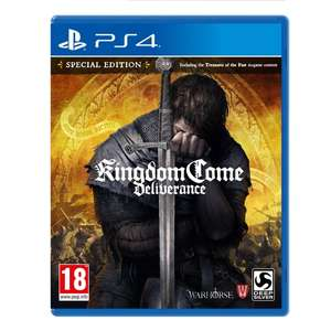 Kingdom Come Deliverance PS4 £29.99 @ Smyths (home delivery/click & collect)