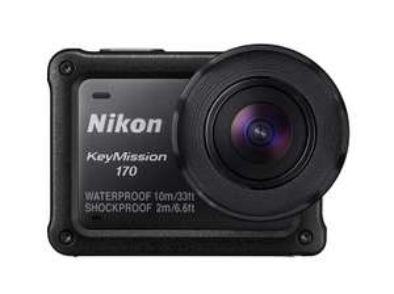 Nikon KeyMission 170 4K Action Camera  £139.99  Amazon