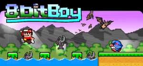 8BitBoy™ 92p @ Steam (RRP £9.29)