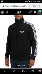 Adidas originals Firebird track top £15 @ JD Sports ( Free C+C or £3.99 standard delivery)