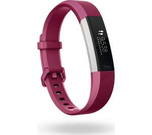 FitBit Alta HR Fuchsia £100.75 on Amazon