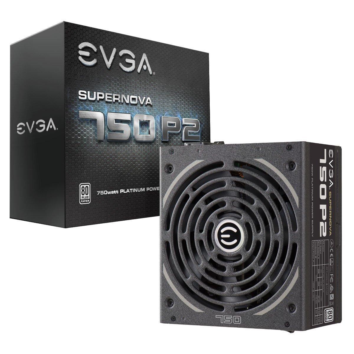 EVGA P2 750W PSU £85.24 @ Amazon