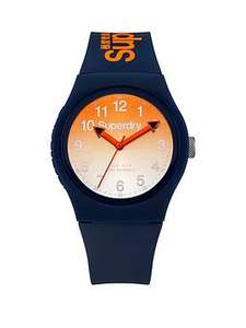 Superdry unisex watch,choice of 6, now £18 @ Very