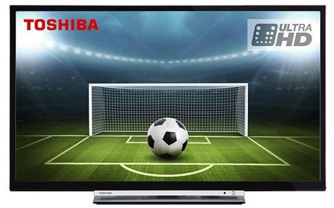 Toshiba 32inch 32W3753DB Smart HD Ready Freeview HD TV - £169 @ Tesco Direct