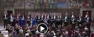 free online video - stabat mater recorded in the sistine chapel