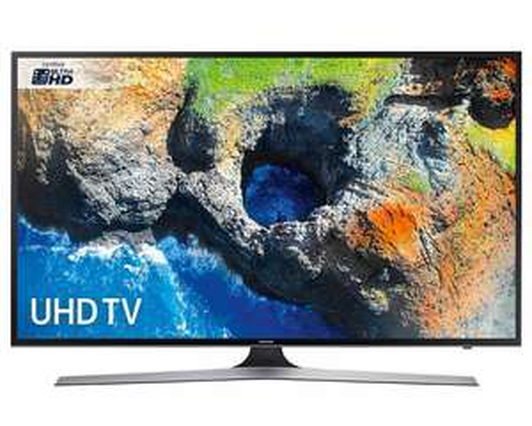 "Samsung UE55MU6120 55"" smart 4K uhd tv - £499 @ Crampton & Moore"