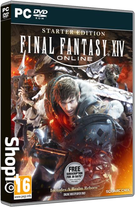 [PC] Final Fantasy XIV Starter Edition - £3.85 - Shopto