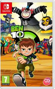 Ben 10 (Switch/PS4/Xbox One) £16.85 Delivered @ Shopto
