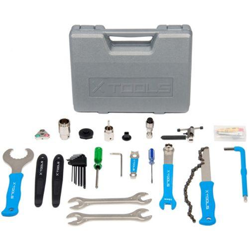 X-Tools Bike Tool Kit - 18 Piece £24.99 @ CRC chain reaction