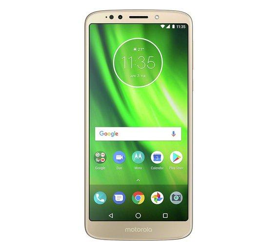 Motorola G6 Play - Argos - £169.95