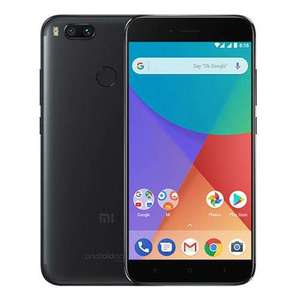 Xiaomi Mi A1 Dual Sim 64gb - Black - Android - Phone - £139.99 @ Toby Deals