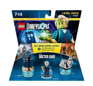 Lego Dimensions Dr Who Level Pack £10.99 & Others from £8.99 @ Amazon UK (+£1.99 Non Prime)