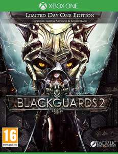 Blackguards 2 Limited Day One Edition (Xbox One) £9.85 Delivered @ Shopto & Shopto Ebay