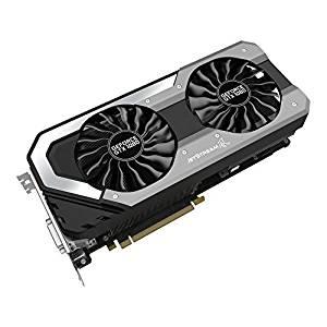 Palit Super Jetstream Edition NVIDIA GeForce GTX 1080 - £495.46 @ Amazon