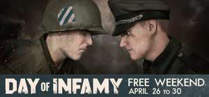 [Steam] Day of Infamy - Free Play Days (£4.50 to buy - 70% off) - Steam Store