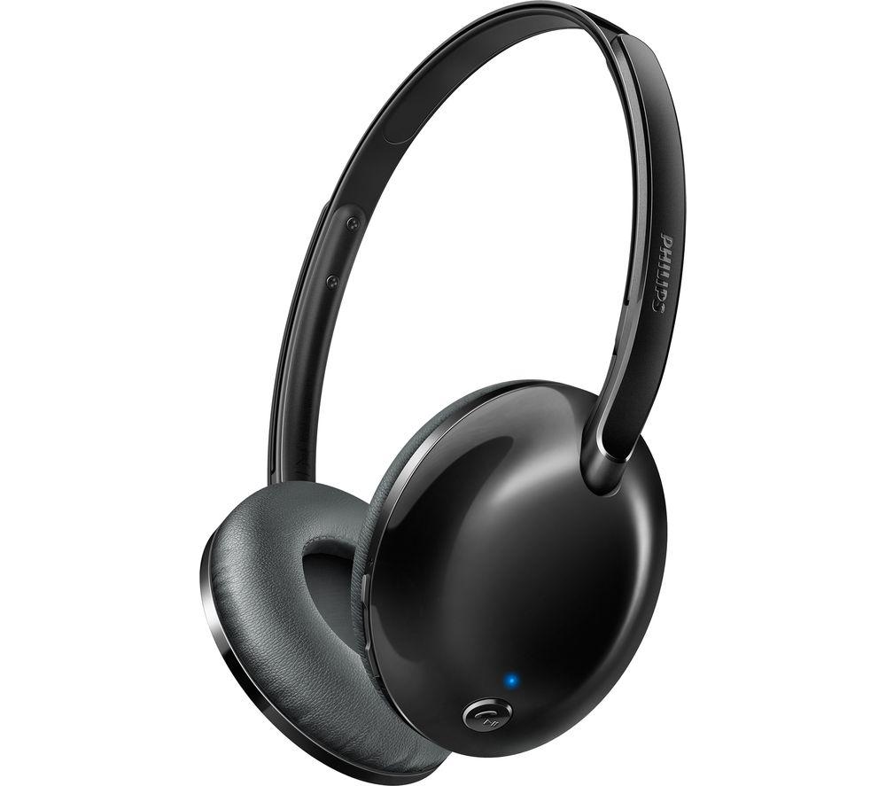 Philips Ultrlite Wireless On-Ear Headphones (Black) £17.10 @ Currys (FREE P&P or C&C)