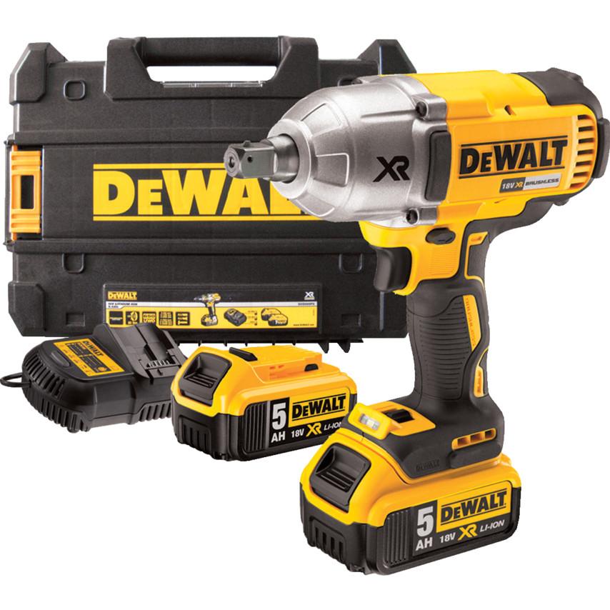 DEWALT DCF899P2-GB IMPACT GUN 2x 5.0AH £258 @ Toolsense