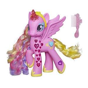 My Little Pony Cutie Mark Magic Glowing Hearts Princess Cadance Figure £10 @ The Entertainer