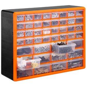 VonHaus 44 Drawer Storage Organiser + 2 Year Warranty £19.99 delivered @ Domu