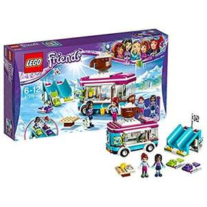 Lego friends Snow Resort Hot Chocolate Van (Mia) Amazon prime price £12.97 Prime £16.96 Non Prime @ Amazon