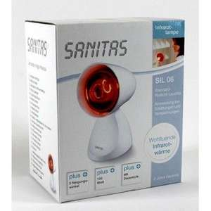 Sanitas Infrared Lamp - Only £12 was £29.99 available in-store & online @ LloydsPharmacy.