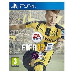 FIFA 17 PS4 (Pre-owned) £2.99 Delivered @ Game
