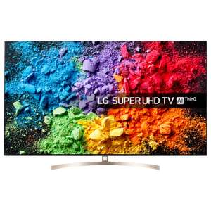 "LG 65SK9500PLA LED HDR Super UHD 4K Ultra HD Smart TV, 65"" £1699.95 John Lewis (5 year guarantee)"