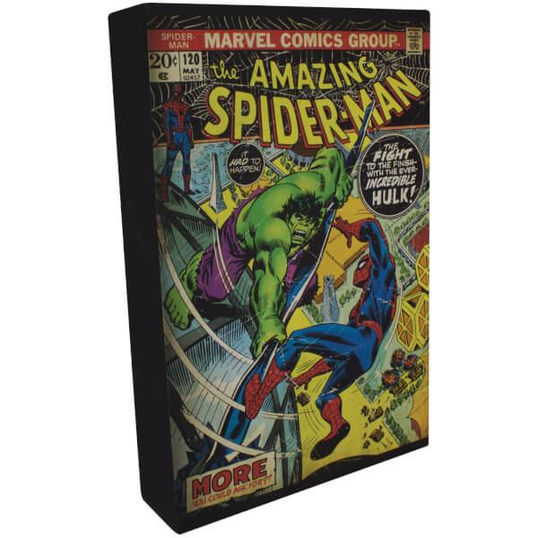 Pre-order Marvel Comics Spiderman/Hulk Luminart £8.99 Del w/code @ Zavvi