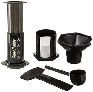 Aerobie AeroPress Coffee Maker - £23.80 Amazon Prime - same day delivery