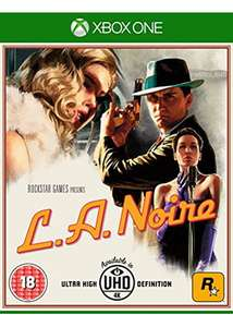L.A. Noire (Xbox One & PS4) £18.95 Delivered @ Base