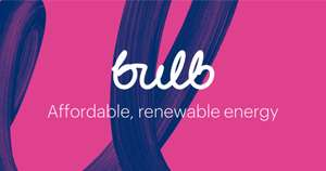 Bulb Energy 12.41p/unit electric and 2.74p/unit gas **Pls DO NOT offer or request referral codes**