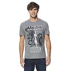 * Low Stock * Marvel Thor : Ragnarok T- shirt £3 @ Tesco F&F