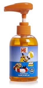 Despicable Me Giggling Minion Hand Wash 250ml for 75p @ Wilko
