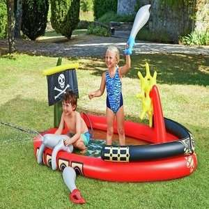 Chad Valley Pirate Ship And Ball Pit with Super Sprayer Water Cannon was £24.99 now £16.99 C+C @ Argos
