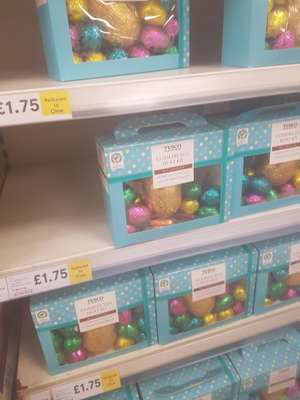 Tesco Easter ultimate egg hunt kit reduced to £1.75 instore