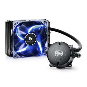Deepcool Maelstrom 120T LED 120mm AIO CPU Cooler £31.98 @ Scan with  free delivery