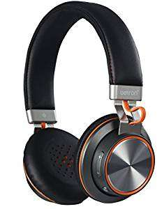 Betron S2 Wireless Headphone set -  £12.99 (Prime) / £16.98 (non Prime)  Sold by Betron Limited ( VAT Registered) and Fulfilled by Amazon lightining Deal