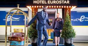 Eurostar doing £58 return journeys to Paris, Brussels, Lille or Calais