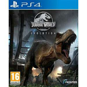 Jurassic World Evolution PS4 £42.99 @ 365games