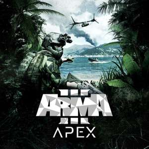 Arma 3 Apex Edition on Steam Store Sale - £15.29 (66% Off)