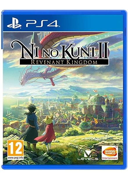Ni No Kuni II Revenant Kingdom (PS4) - £36.29 @ Base.com