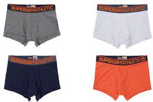 Mens Superdry Underwear - Various Styles & Colours £6.99 + Free Delivery + £5 off £40 spend @ Superdry eBay
